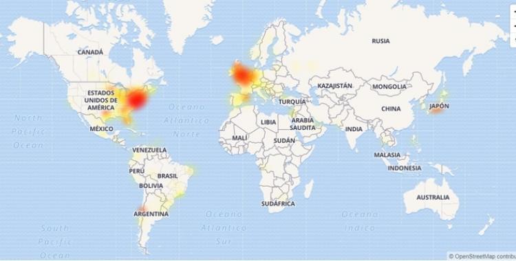 Twitter estuvo caído en varios países del mundo | El Diario 24