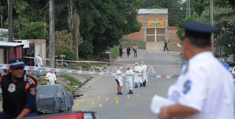 ¿Quién les disparó? Asesinan a un supuesto asaltante en Villa Mariano Moreno | El Diario 24