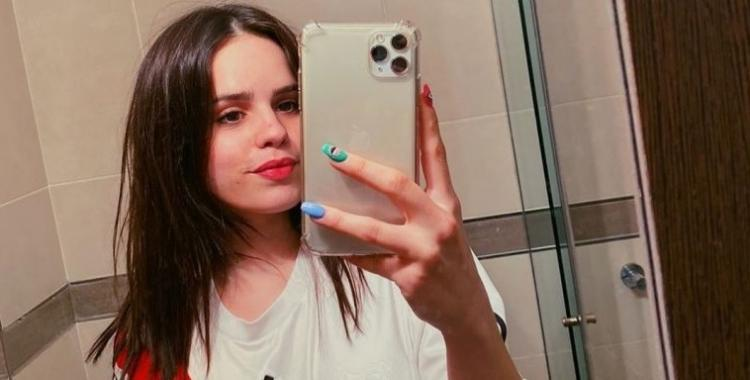Sofía Morandi no se privó de nada para festejar la clasificación de River | El Diario 24