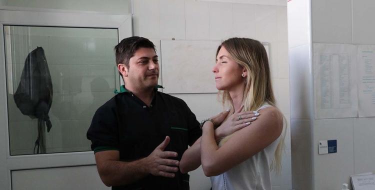 En el Hospital Padilla abren el primer consultorio para pacientes con vértigo   El Diario 24