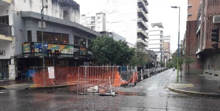 Las cañerías de San Juan al 400 estaban tapadas por cemento   El Diario 24