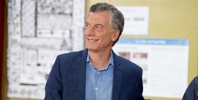 Votó Macri: Quiero continuar construyendo la argentina que soñamos | El Diario 24