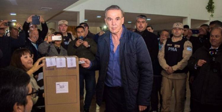 Pichetto tras votar: Somos optimistas, hemos hecho todo   El Diario 24