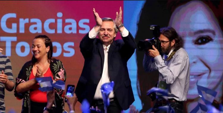 Alberto Fernández presidente electo: Los tiempos que vienen no serán fáciles   El Diario 24