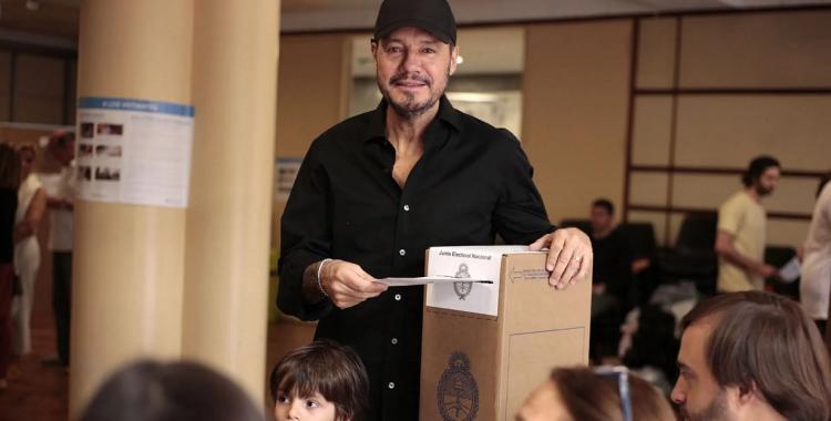 Marcelo Tinelli felicitó a Alberto Fernández y pidió por un país más justo | El Diario 24