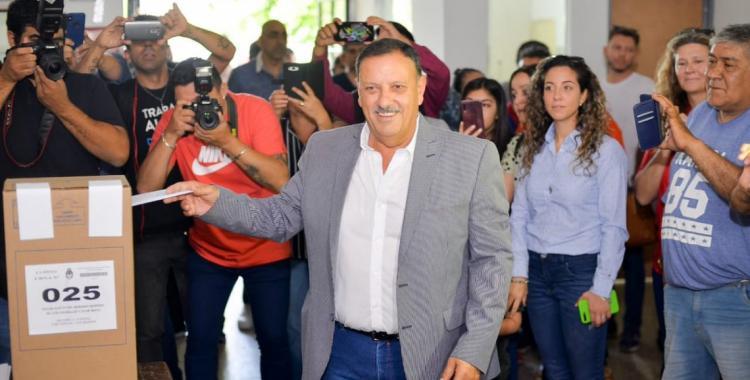 Ricardo Quintela, candidato del peronismo, es el nuevo gobernador de La Rioja   El Diario 24