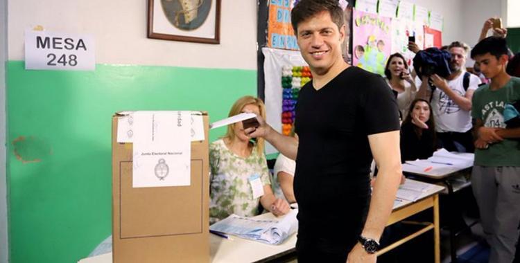 En el conurbano de Buenos Aires fue aplastante el triunfo del peronismo   El Diario 24