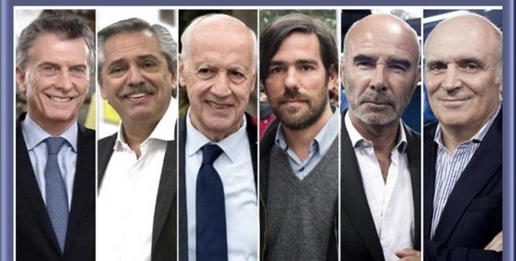 El único candidato que ganó en su mesa fue Mauricio Macri | El Diario 24