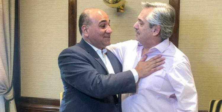 Manzur habló sobre su asunción y confirmó la presencia de Alberto Fernández | El Diario 24