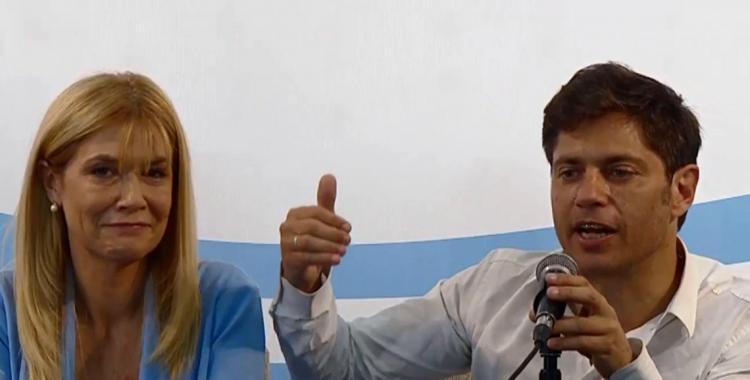 Kicillof promete en Buenos Aires un gobierno de gestión y no de marketing   El Diario 24