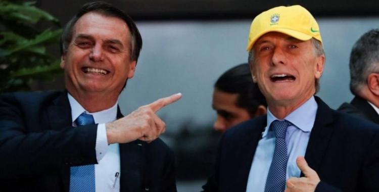 Bolsonaro ahora critica a Macri por el triunfo de Alberto Fernández   El Diario 24