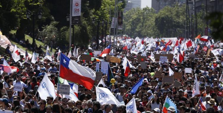 En Chile las protestas contra Piñera no se aplacan después de 12 días   El Diario 24