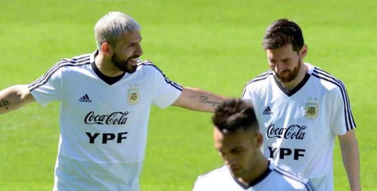 Messi y Agüero las grandes novedades de la ultima lista de Scaloni para la Selección | El Diario 24