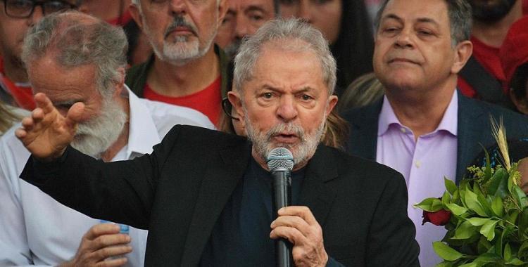 Lula le envió un emotivo mensaje de agradecimiento a Alberto Fernández tras su liberación | El Diario 24