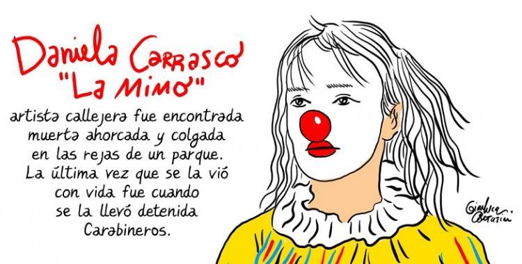 Conmoción en Chile por la muerte de Daniela Carrasco, artista callejera | El Diario 24