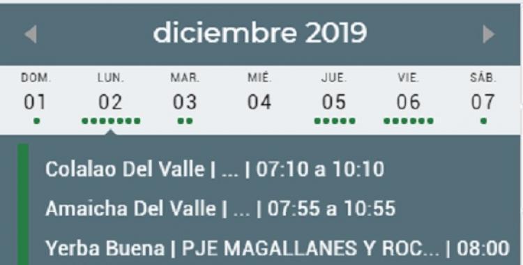 EDET informó de los cortes de luz programados para esta semana en Tucumán | El Diario 24