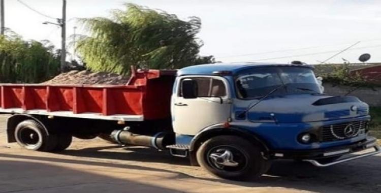 Robaron un camión en Alderetes y fue recuperado en la provincia de Salta | El Diario 24