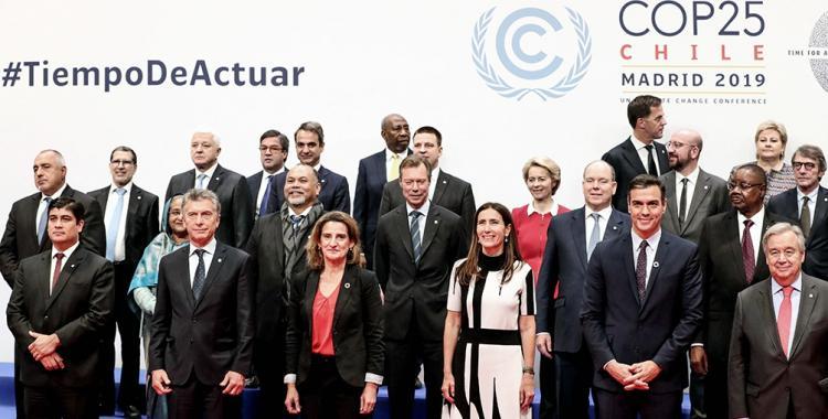 Arrancó la Cumbre del Clima de la ONU con ruegos de mayor ambición en momento crítico | El Diario 24