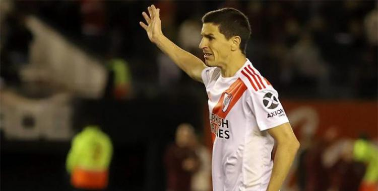 Nacho Fernández se lesiona y River podría perder una pieza clave para la final de la Copa Argentina   El Diario 24