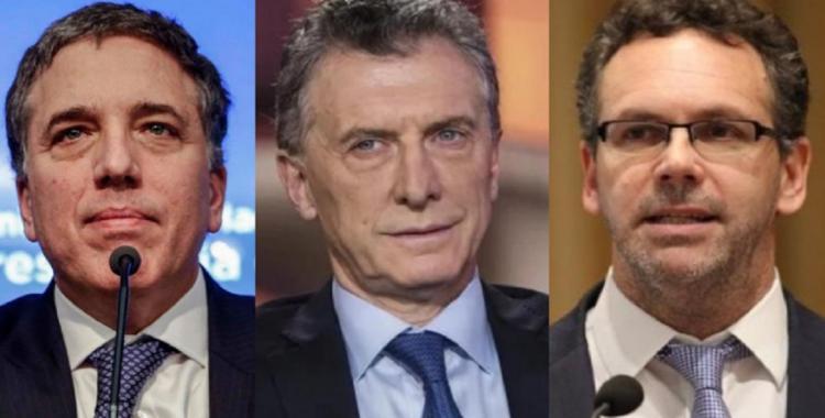 Denuncian a Macri, Dujovne y Sandleris por el acuerdo con el FMI | El Diario 24