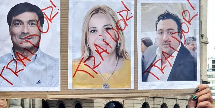 En la Plaza de Mayo se acordaron de Beatriz Ávila y de su abandono al macrismo | El Diario 24