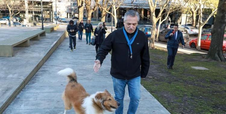 Dylan ya está en Olivos pero Alberto no pudo mudarse porque tiene muchos trajes | El Diario 24