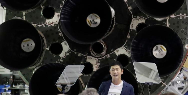 Quién es el millonario japonés que busca una novia para que lo acompañe a la Luna | El Diario 24