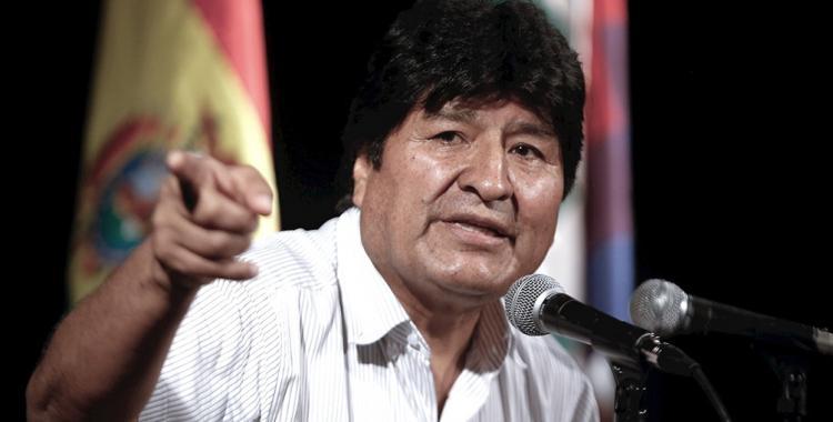 Radicales macristas analizan pedir al gobierno quitar a Evo Morales el estatus de refugiado | El Diario 24