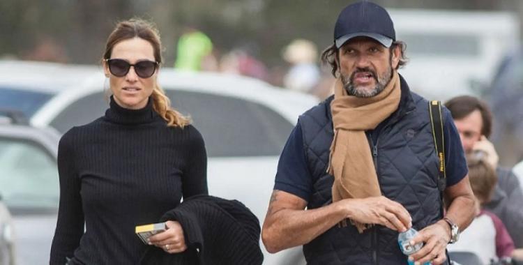 Acusan a Lara Bernasconi y su marido de arrojar un cerdo desde un helicóptero en Punta del Este | El Diario 24