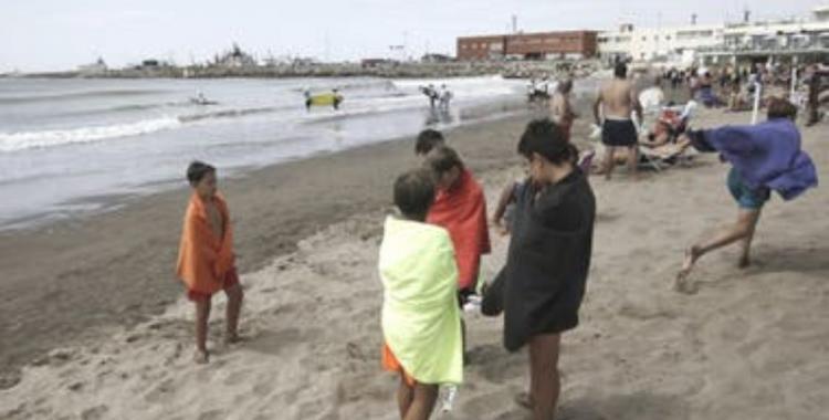 En Mar del Plata el agua tiene la temperatura media más baja en seis años | El Diario 24