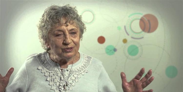 a los 92 años muere Berta Schubaroff, Abuela de Plaza de Mayo y ex esposa de Juan Gelman | El Diario 24