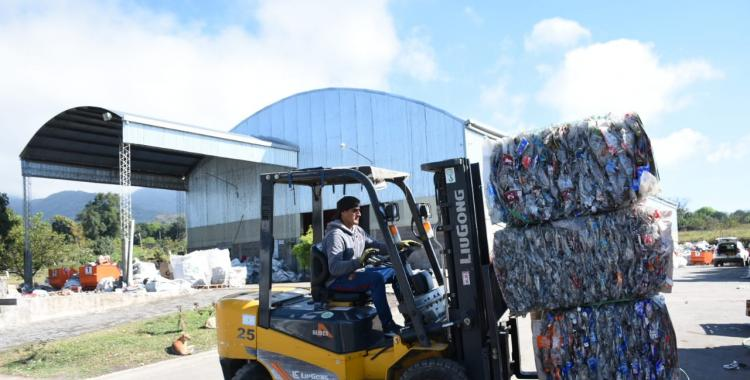 Tafí Viejo vendió casi 4,5 millones de pesos en material reciclado y tiene stock para más | El Diario 24