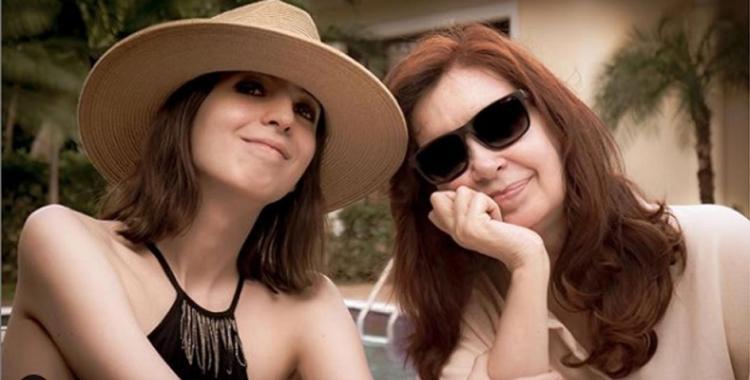 Florencia Kirchner habló por primera vez y denunció persecución judicial contra ella y su familia | El Diario 24