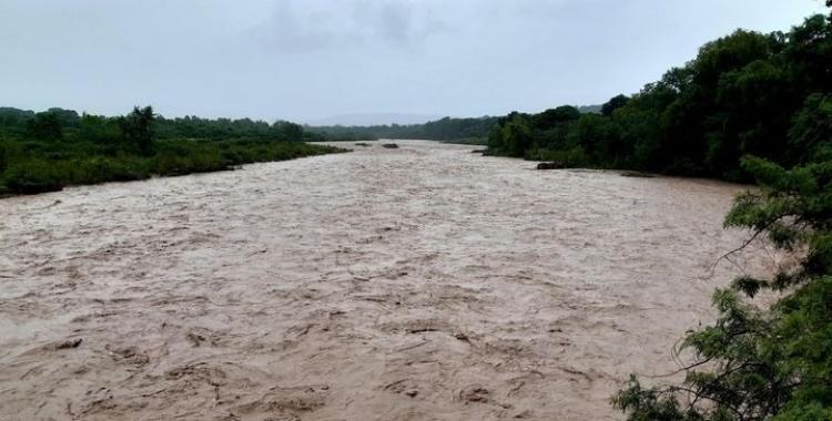 Aumenta el temor a las inundaciones en Jujuy por la crecida del Río Grande | El Diario 24