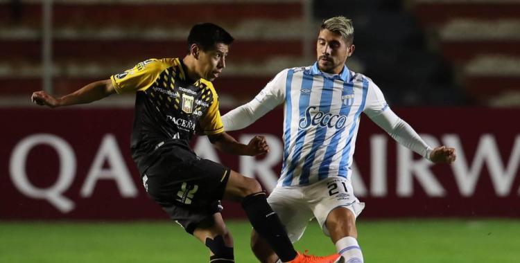 EN VIVO - Atlético Tucumán vs. The Strongest por Copa Libertadores   El Diario 24