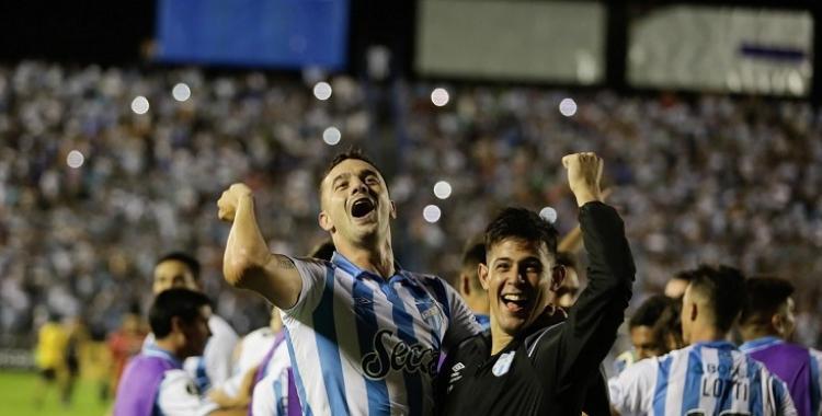 Con el alma en un hilo Atlético pasó a The Strongest en los penales | El Diario 24