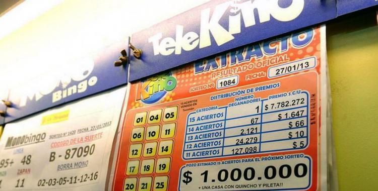 Mirá los importantes sorteos que trae el Telekino para este domingo | El Diario 24
