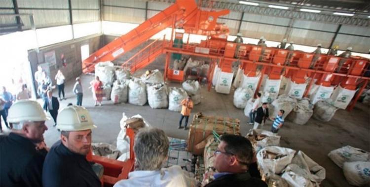 Javier Noguera dejó impresionado al ministro Cabandié con la planta de reciclado de Tafí Viejo | El Diario 24