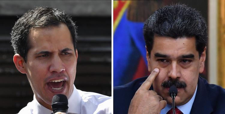 La dura amenza que Nicolás Maduro lanzó contra Juan Guaidó | El Diario 24