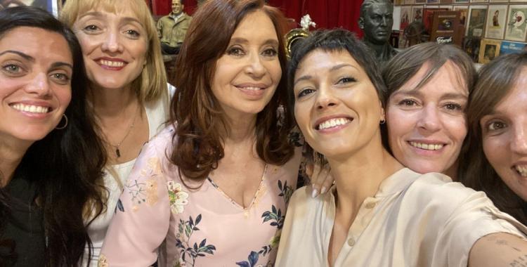 En una cena con muy pocas personas, Cristina festejó su cumpleaños 67 | El Diario 24