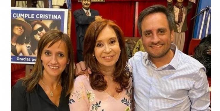 ¿Qué dirigentes participaron del cumpleaños de Cristina Kirchner? | El Diario 24