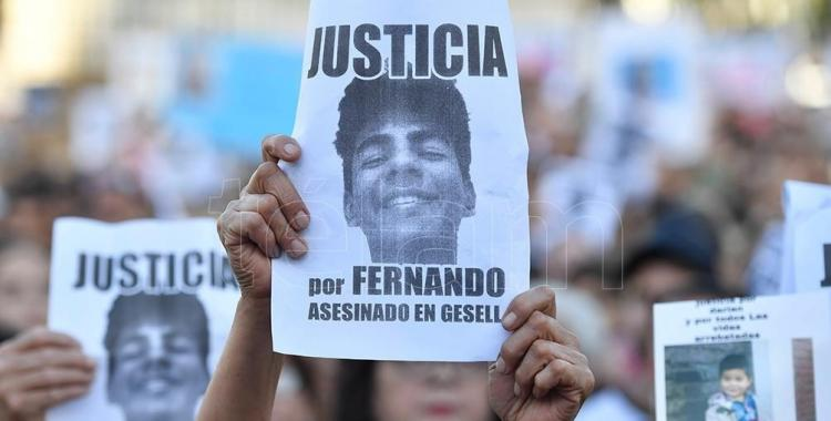 Madre de Fernando Báez Sosa: Espero que sean condenados como realmente lo merecen   El Diario 24