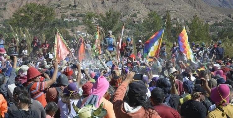 Tilcara está repleta y la fiesta del Carnaval se vive a pleno | El Diario 24