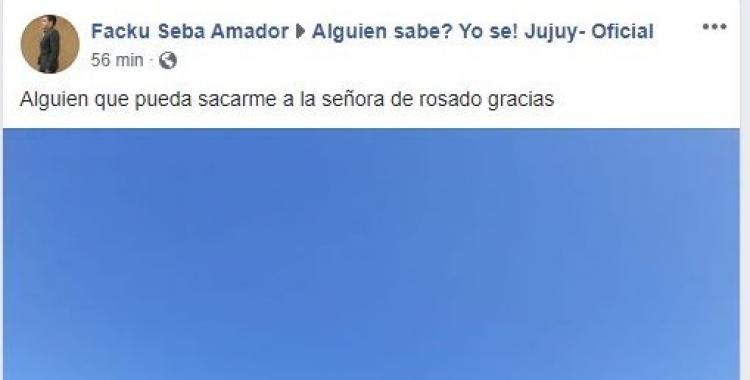 Facku Seba Amador pidió ayuda en Facebook y estallaron los memes   El Diario 24