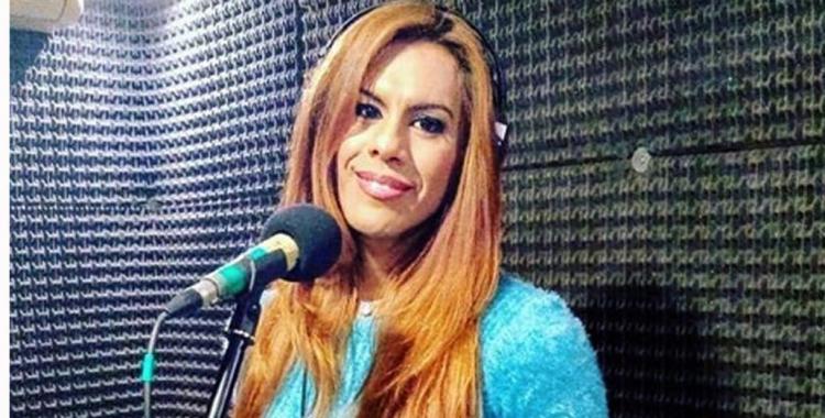 Diana Zurco, la primera locutora transexual del país que llega a la TV Pública | El Diario 24