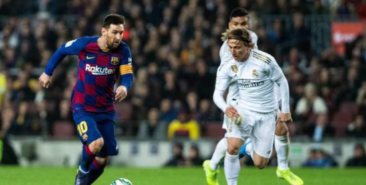 Real Madrid y Barcelona, el superclásico del fin de semana | El Diario 24