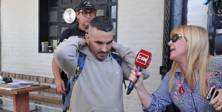Dictan la perimetral para que Fabián Tablado, el asesino de las 113 puñaladas, no pueda acercarse a sus hijas | El Diario 24