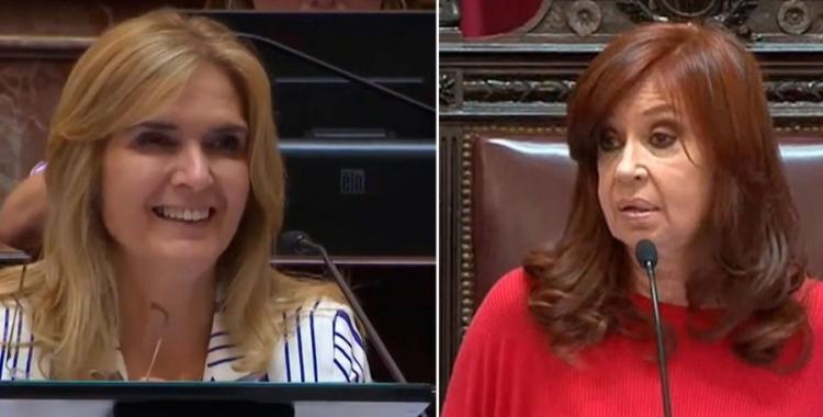 Así fue el tenso cruce entre Cristina Kirchner y Silvia Elías de Pérez | El Diario 24