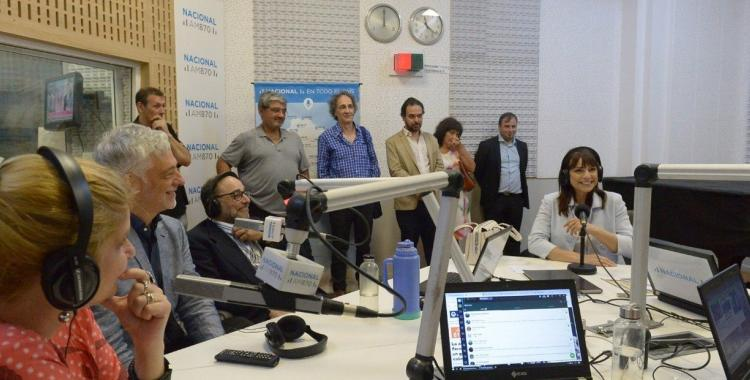 ¿Radio Nacional dejaría de emitir programas de las provincias para todo el país?   El Diario 24