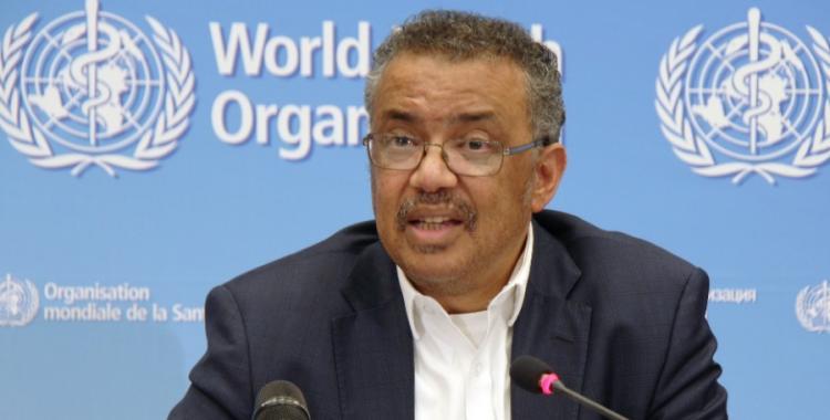 El director de la OMS dijo que no es tarde para detener el brote de Coronavirus | El Diario 24